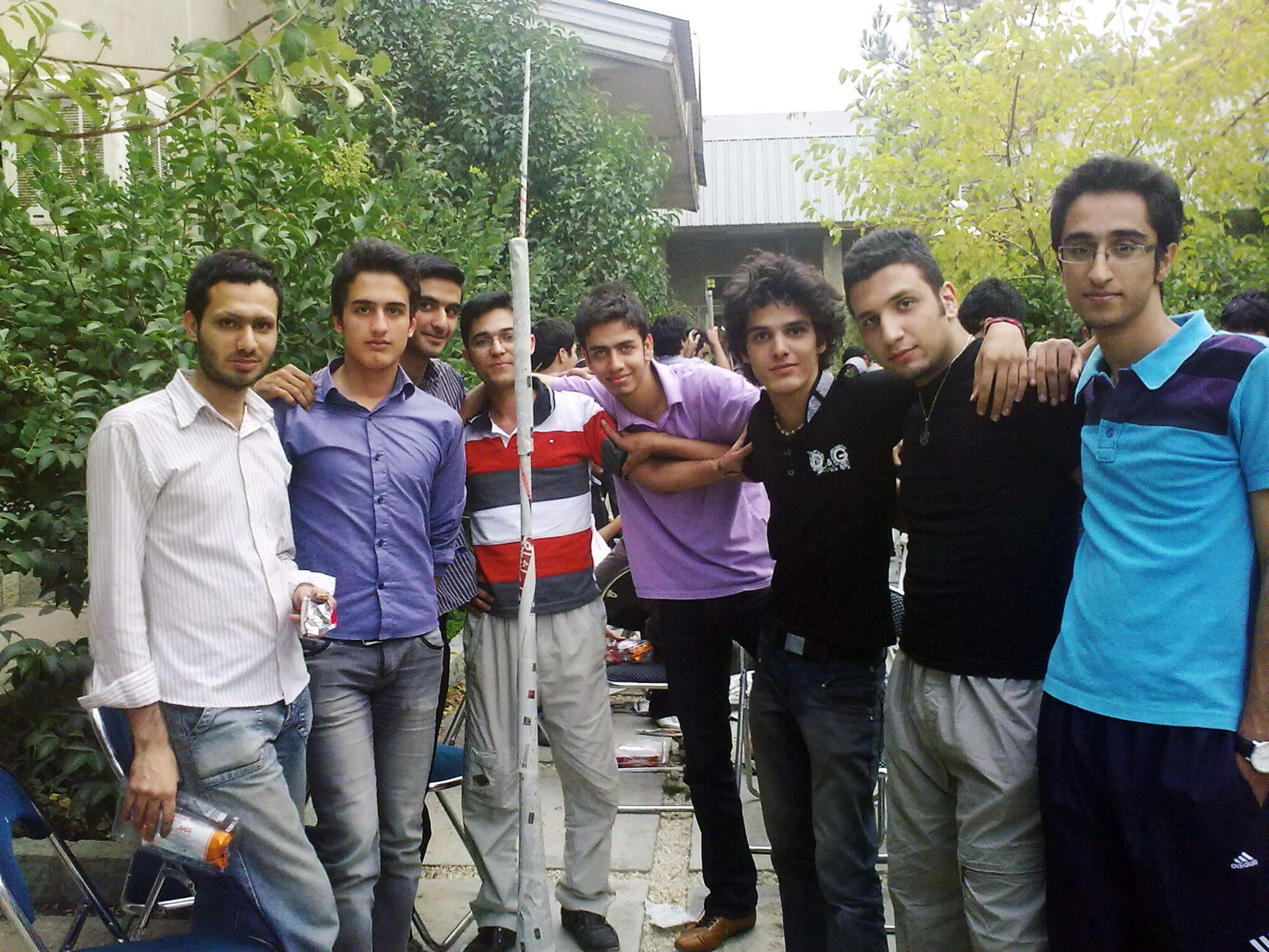 دانشگاه تهران - University of Tehran - newbie project