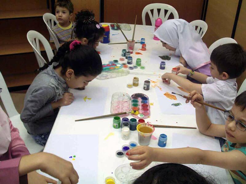 گبه پرورش خلاقیت کودک - Gabbeh Creativity Children - South Shiraz
